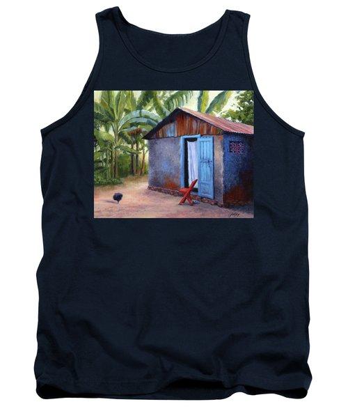 Life In Haiti Tank Top