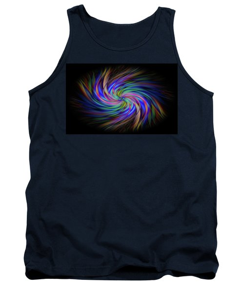 Light Abstract 2 Tank Top