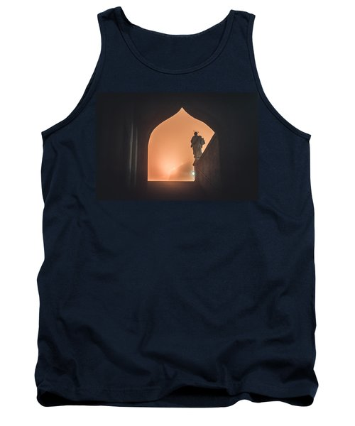 Tank Top featuring the photograph Light Of Cathedral by Jenny Rainbow