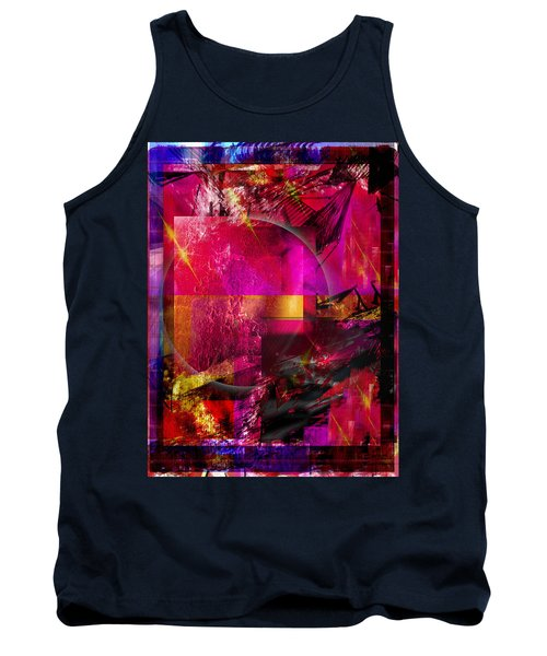 Light Particles Tank Top