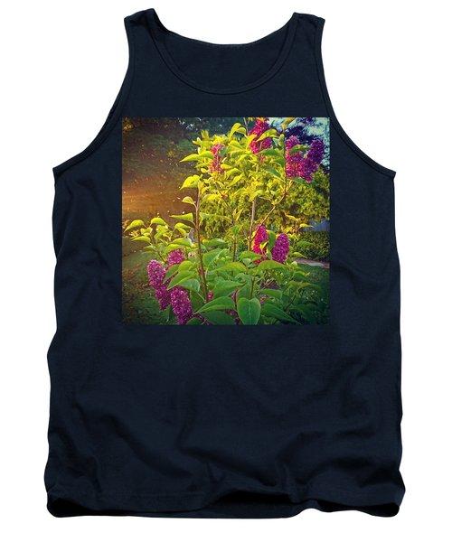 Lilac Tree Tank Top