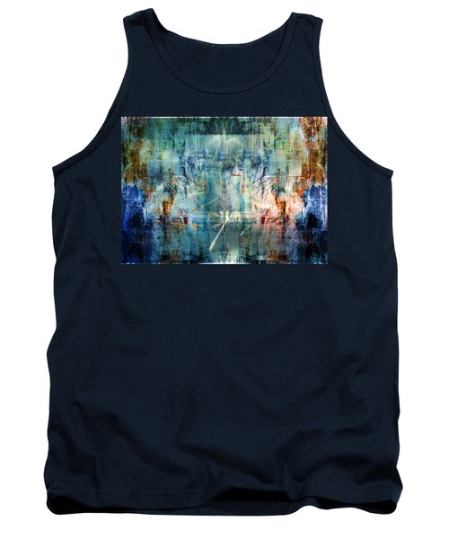 Line Up Strategy Tank Top