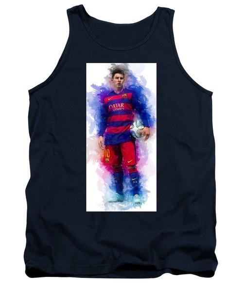 Lionel Messi Tank Top