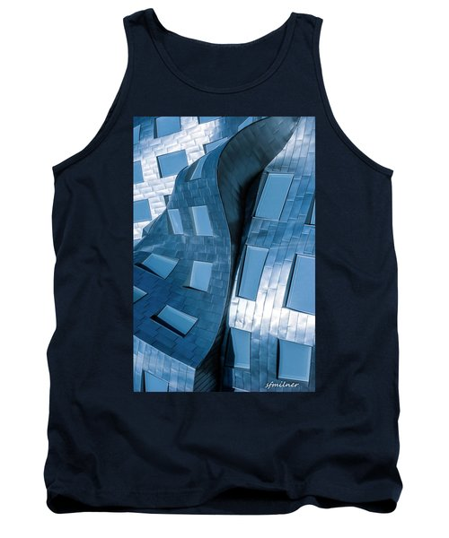 Liquid Form Tank Top