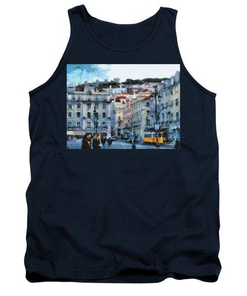 Lisbon Street Tank Top