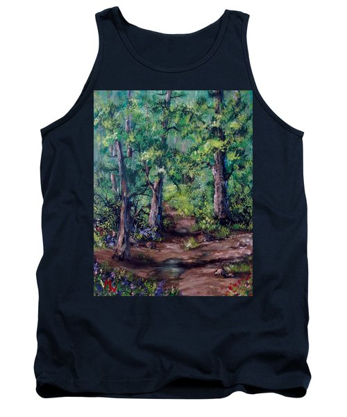 Little Clearing Tank Top by Megan Walsh