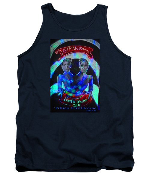 Lobster Men Tank Top