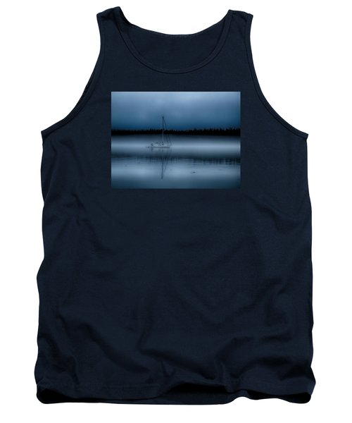 Long Ways From Nowhere Tank Top by Rob Wilson