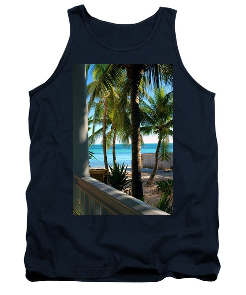 Louie's Backyard Tank Top