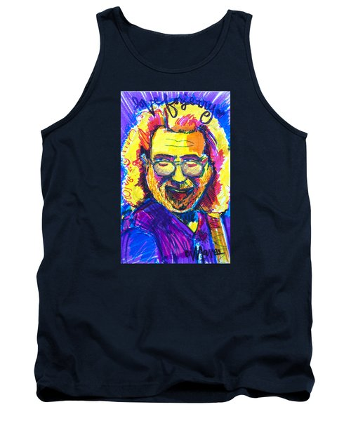 Love For Jerry Tank Top
