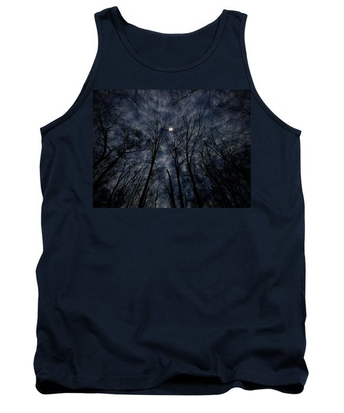 Tank Top featuring the photograph Lovely Dark And Deep by Robert Geary