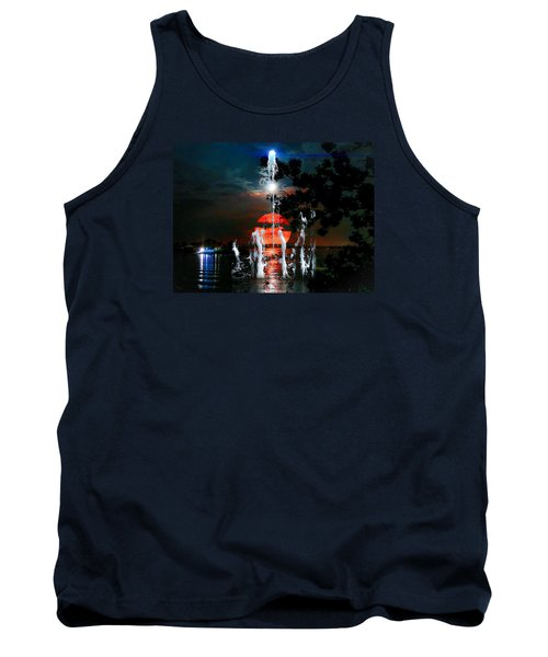 Lunar Event Horizon Tank Top