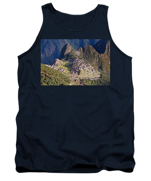 Machu Picchu Tank Top