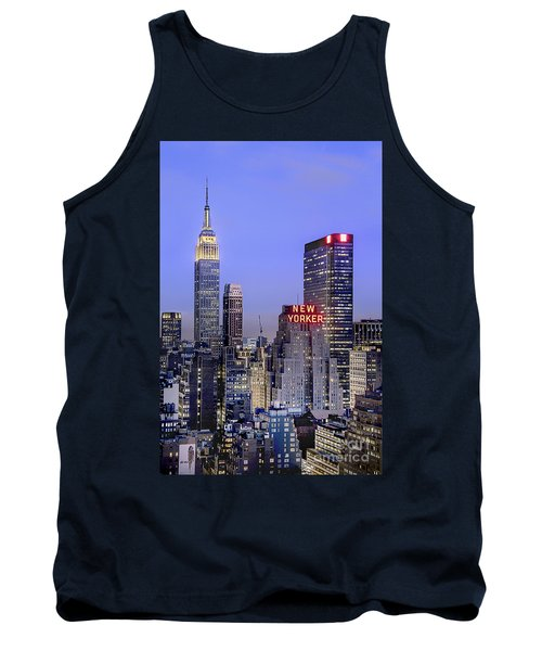 Made In New York Tank Top