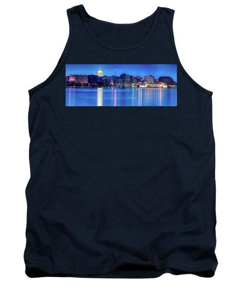 Madison Skyline Reflection Tank Top