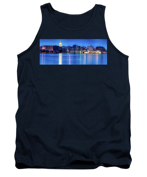 Madison Skyline Reflection Tank Top