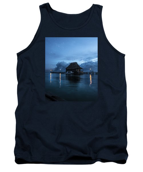 Tank Top featuring the photograph Magic Of A Night by Yuri Santin
