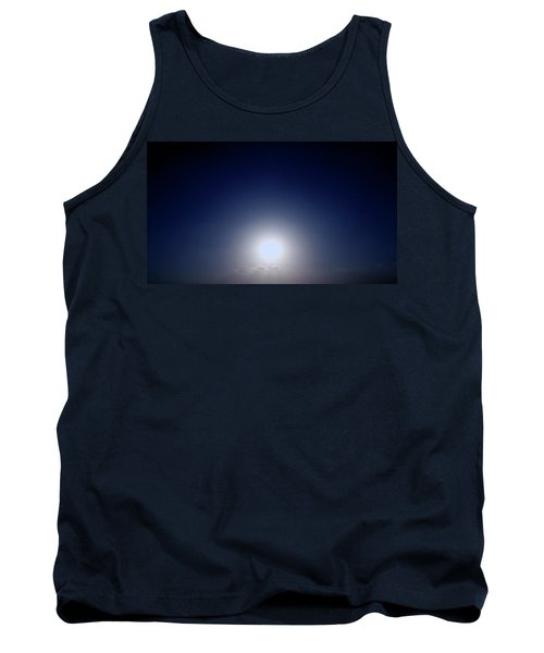 Magical Sunset In Africa Tank Top