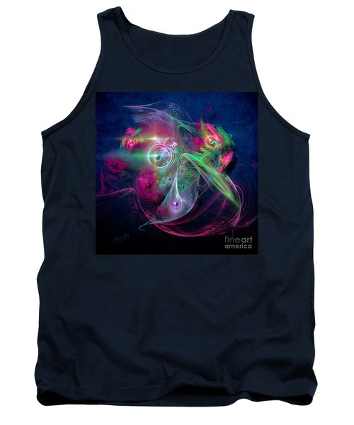 Magnetic Fields Tank Top