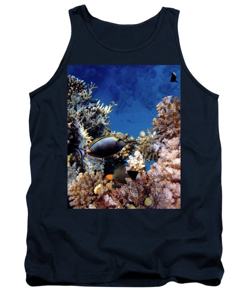 Magnificent Red Sea World Tank Top