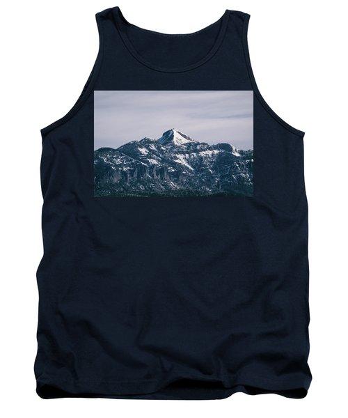 Majestic Morning On Pagosa Peak Tank Top