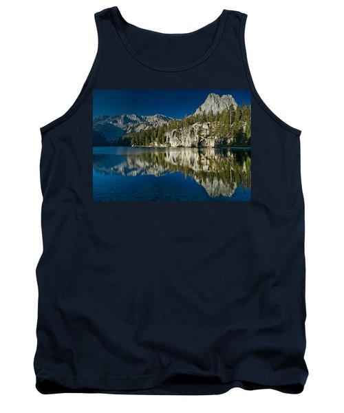 Mammoth Lakes Reflections Tank Top