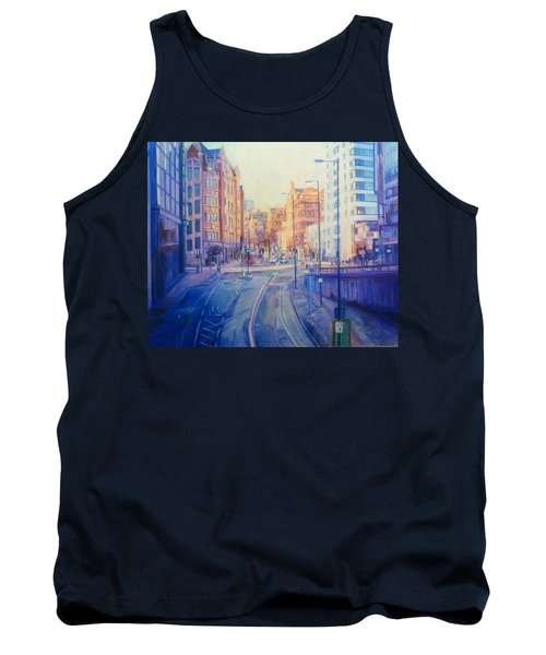 Manchester Light And Shade Tank Top
