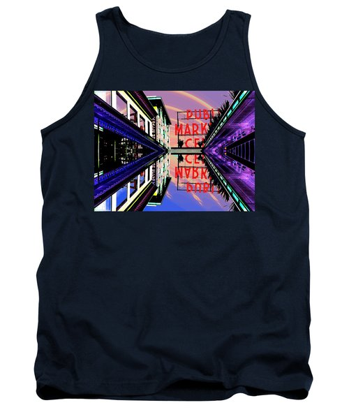 Market Entrance Tank Top