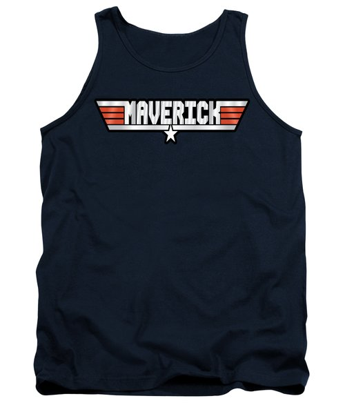 Maverick Callsign Tank Top
