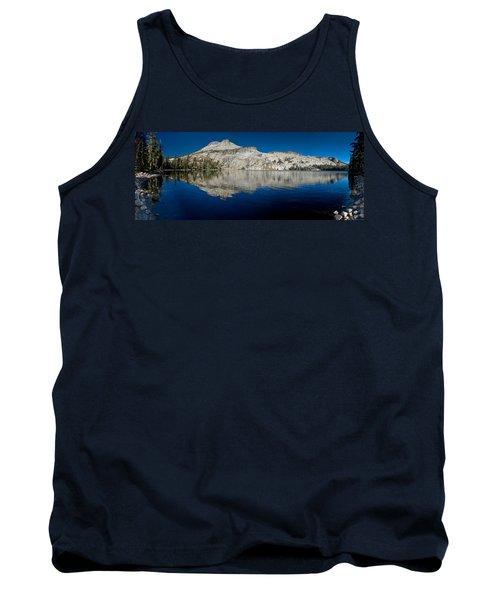 May Lake Panorama Tank Top