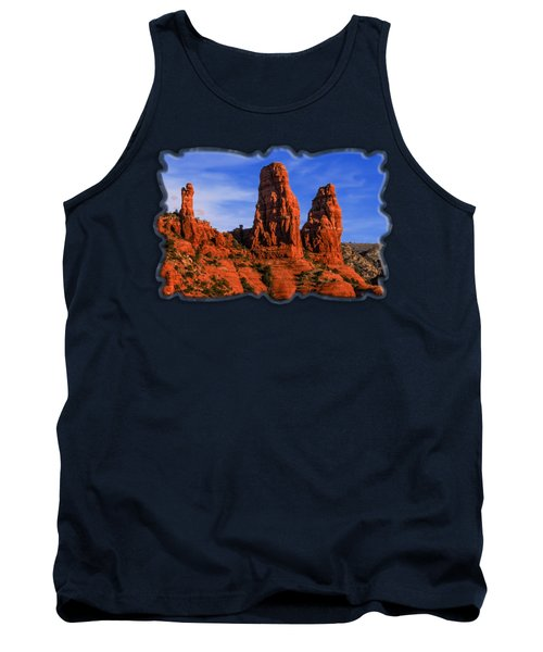 Megalithic Red Rocks Tank Top