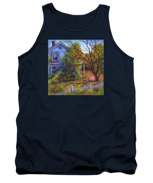 Memories Tank Top by Retta Stephenson