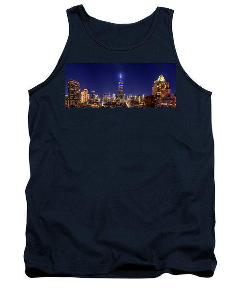Mets Dominance Tank Top by Az Jackson