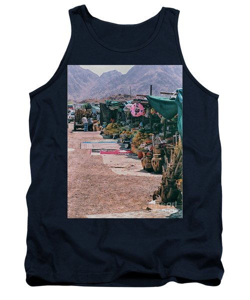 Middle-east Market Tank Top