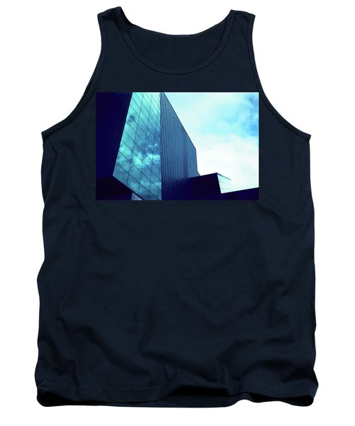 Mirror Building 1 Tank Top