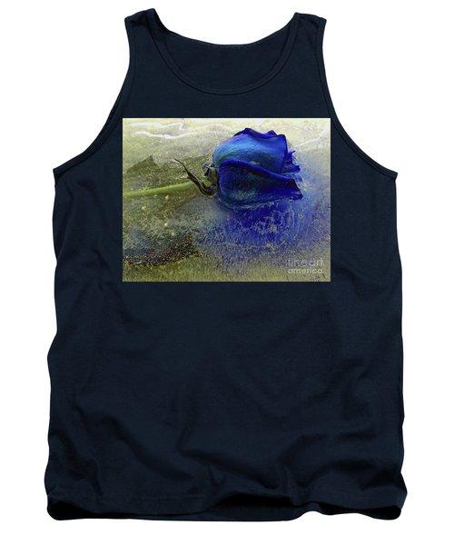 Misty Blue Tank Top