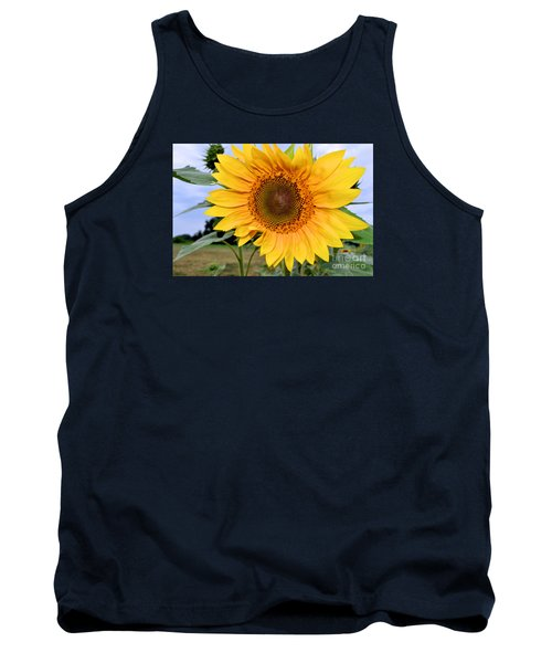 Tank Top featuring the photograph Molly by Sandy Molinaro