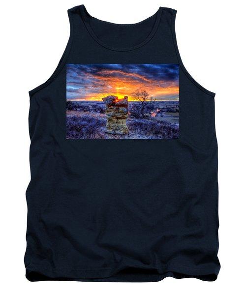 Monolithic Sunrise Tank Top