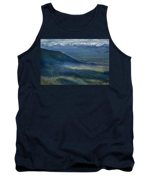 Montana Mountain Vista #3 Tank Top