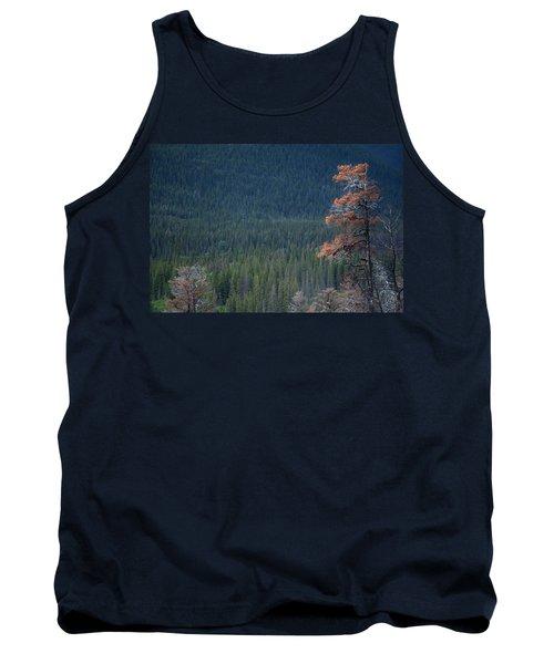 Montana Tree Line Tank Top