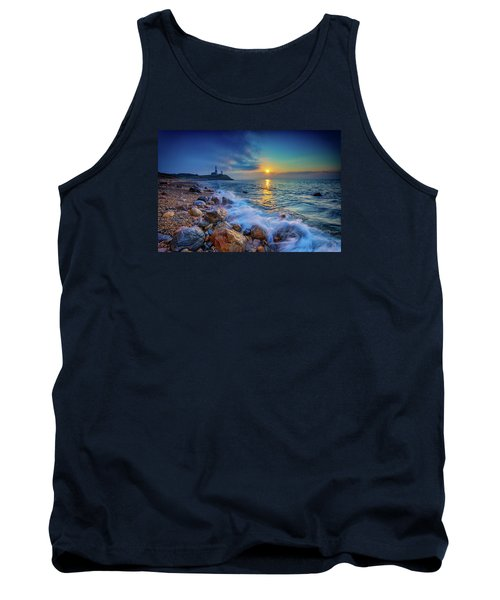 Montauk Sunrise Tank Top