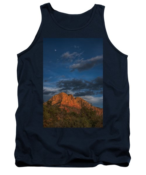 Moon Over Sedona Tank Top