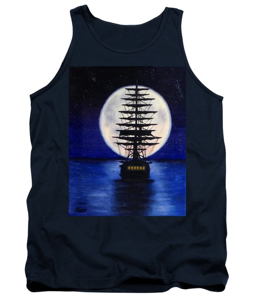 Moon Voyage Tank Top