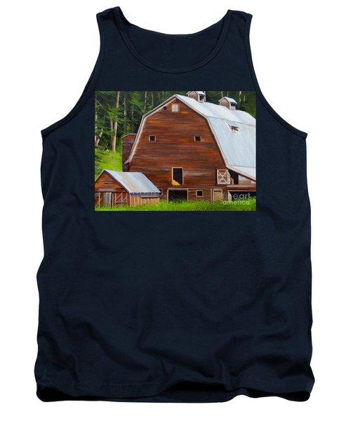 Mooney's Barn Tank Top
