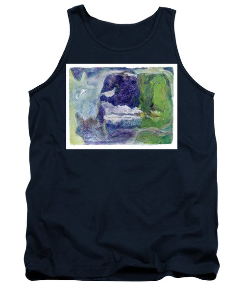 Moonlight Mountain Tank Top