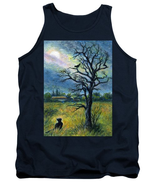 Moonlight Prowl Tank Top