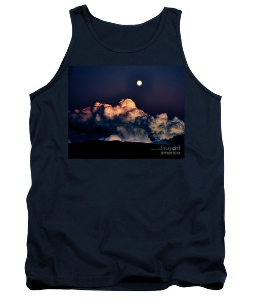 Moonrise In Taos Tank Top
