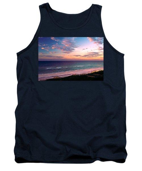 Morning Light On Rosemary Beach Tank Top