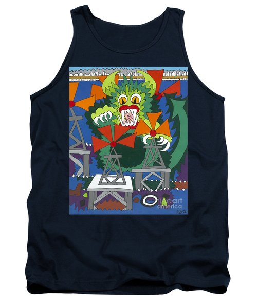 Mother Nature's Helper Tank Top