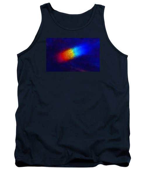 Tank Top featuring the photograph Motion Two by Cathy Long
